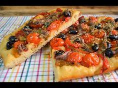 Pizza a la sarten | Cocina