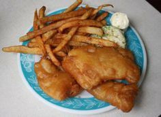 Sylvia Rector's Great Plates: Fish and chips at Scotty Simpson's
