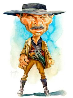 http://www.entusiastagallery.com/2016/06/heroes-del-spaghetti-western-clint.html