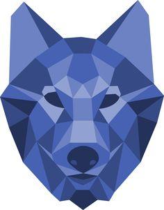 Who doesn't like geometric animals??