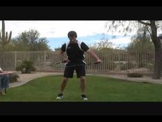 Golf Swing Impact Drill - Exercise Tip For Power | #Golf #Swing #Training