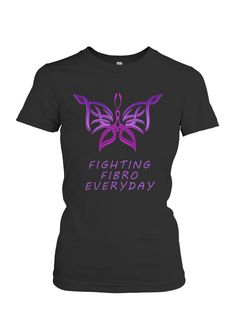 Show your support for those with fibromyalgia whether you suffer from it yourself or have a loved one who does. Raising awareness for this invisible disease will help people realize that some of us are struggling with pain daily on the inside.