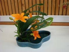 Fiesta de la cultura japonesa - Ikebana - | Flickr - Photo Sharing!