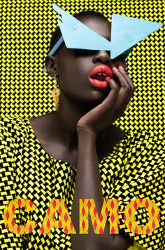 #african #fashion #editorial