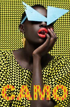 #african #fashion #editorial