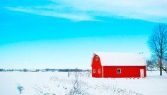 Paisajes bonitos de invierno
