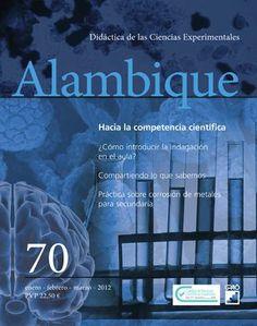 ALAMBIQUE. Didáctica de las Ciencias Experimentales