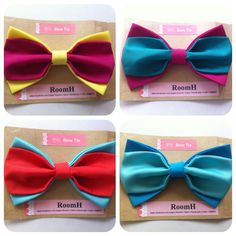 Colorful Special Bow Tie