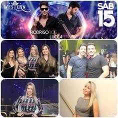 Western SP | Show Rodrigo Rios + Lucca Fernandes Coloque seu nome na lista pelo link: http://www.baladassp.com.br/balada-sp-evento/Western-SP/539 Whats: 951674133