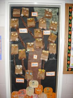 An idea for Red Ribbon Week ideas-for-my-classroom
