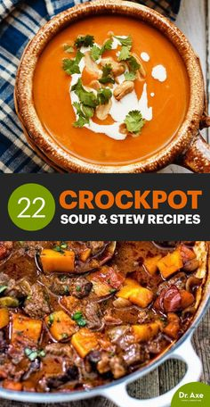 Soups and stews are one of my favorite parts of colder weather. There's something about a pot of simmering goodness that makes the cold weather feel extra cozy and comforting.
