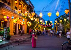 Hoi An, majestically old and beautiful town
