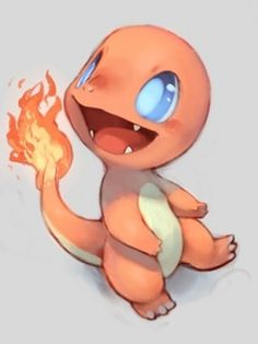 charmander! Pokemon