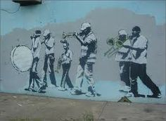New Orleans by Banski