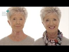 ▶ MakeUp for Older Women: Define Your Eyes and Lips by Look Fabulous Forever - YouTube