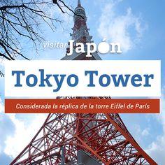 Sus similitudes con la Torre Eiffel son indiscutibles. Eso se debe a que para la construcción de la Tokyo Tower, el arquitecto japonés Makoto Tanahashi, tomó como referencia la Torre construida por Alexandre Gustave Eiffel en 1889, durante la exposición universal de París.