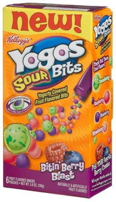 OH MY GOSH YOGOS I INHALED THESE AS A YOUNG'UN AND STILL REMEMBER ...