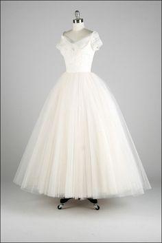 r e s e r v e d  .... Vintage 1950s Wedding by millstreetvintage