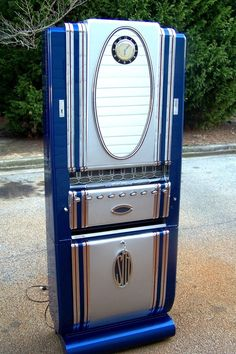 Art Deco Cigarette Vending Machine