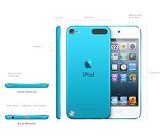 iPod Touch 5G avec écran Retina 4
