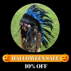 10% OFF on select products. Hurry, sale ending soon!  Check out our discounted products now: https://www.etsy.com/shop/THEWORLDOFFEATHERS?utm_source=Pinterest&utm_medium=Orangetwig_Marketing&utm_campaign=HALLOWEEN%203   #etsy #etsyseller #etsyshop #etsylove #etsyfinds #etsygifts #headdress #indianheaddress #warbonnet #picoftheday #instacool #onlineshopping #instashop #loveit #photooftheday #shop #shopping #love #OTstores #smallbiz #instagood #instafollow #musthave #sale #instasale