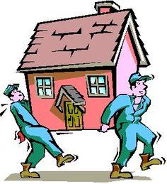 Vocabulario- Verbo- Mudarse- A cambiar casas, a vivir en un otro lugar.