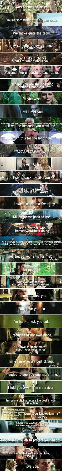 CaptainSwan quotes