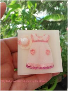 My Babie s Outfit 3d soap by Eleni by ElenisLittleShop on Etsy