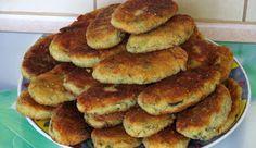 Kotlety Babuni z ziemniaków i kapusty Pancakes, Breakfast, Food, Morning Coffee, Essen, Pancake, Meals, Yemek, Eten
