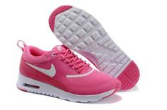 best loved e6079 fcc56 Nike Air Max Thea Womens Watermelon Red White