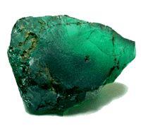 Emerald: love, prosperity & healing.