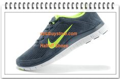 Free Shipping to Buy $68.99 Unisex Nike Free 4.0 V3 Suede Grey Green     #great #sport #shoes