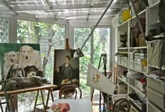 Lucilla's atelier,497Via Flaminia,Rome ,Italy