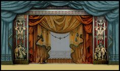 EKDuncan - My Fanciful Muse: Grand Quest for 2013 - In Search of the Paper Theater