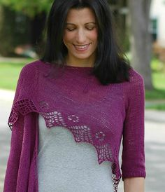 Ravelry: Shleeves pattern by Mary Annarella