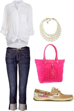 """Casual Preppy"" by fashionista2373 on Polyvore"