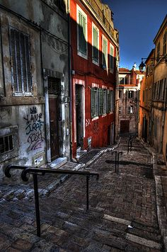 """""""Le Panier"""", the oldest district of Marseille France Europe, France Travel, Cheap International Flights, Places Worth Visiting, Paris Birthday, Southern France, Belle Villa, French Alps, Provence France"""