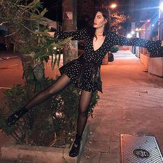 Me gusta, 29 comentarios - Julia Levenstein ( en Instagr . likes, 29 comments - Julia Levenstein ( on Instagr . Me gusta, 29 comentarios - Julia Levenstein (Julia Levenstein) en Instagr . Basic Outfits, Fall Outfits, Fashion Outfits, Womens Fashion, Casual Dresses, Casual Outfits, Cute Outfits, Nouveau Look, Looks Black