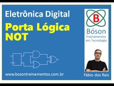 Eletrônica Digital - Porta Lógica NOT