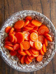 Maple Orange Glazed Carrots Recipe | SimplyRecipes.com