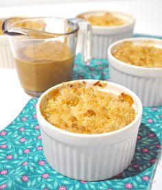 I am a huge fan of salted caramel and apple crumble, mix it together to create this delicious dessert, Salted Caramel Apple Crumble. These are reasonably easy to make, no fussing around with caramel sauce.