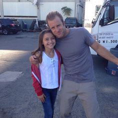 Teilor Grubbs & Scott Caan