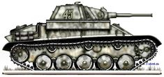 Engines of the Red Army in WW2 - T-70M Light Tank