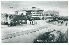 Fanø - Hoteller ved Fanø Bad + Liv