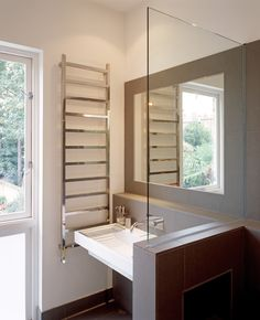 #Bathrooms | Private House | London SW11 | www.gilespike.com