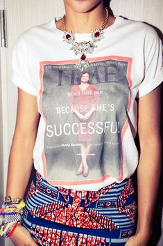 TIME to go buy this shirt. ASAP. http://www.thecoveteur.com/stella-jean-designer/