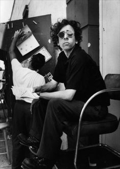 Certain things leave you in your life and certain things stay with you. And that's why we're all interested in movies- those ones that make you feel, you still think about. Because it gave you such an emotional response, it's actually part of your emotional make-up, in a way. • Tim Burton