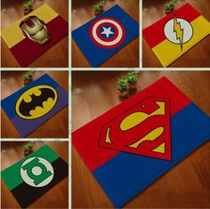 superhero dresser knobshawkeshollow on etsy | home again
