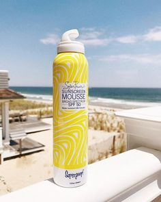 Finally a body sunscreen we love to slather on! This is the Super Power Sunscreen Mousse SPF50 from sun care brand Supergoop! It is a soufflé mousse that is so fun and easy to apply. Leaves skin soft and hydrated and shielded from damaging UV rays. Read more about the brand link in bio  - senior beauty writer @melknowsbeauty . . #sephorasg #supergoop #suncare #sunscreen #superpowersunscreenmousse #spf #beauty #ellesingapore #elleeverywhere  via ELLE SINGAPORE MAGAZINE OFFICIAL INSTAGRAM…