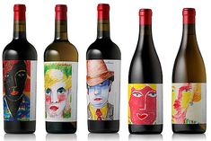 Francis Ford coppola Wine Labels